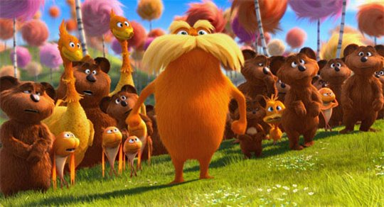 Dr. Seuss' The Lorax Photo 15 - Large
