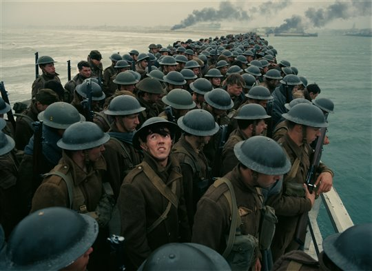 Dunkirk Poster Large