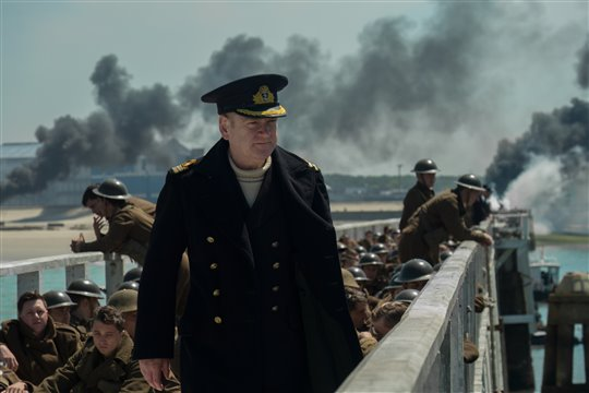 Dunkirk in 70mm Poster Large