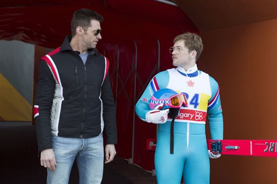 Eddie the Eagle Poster Large