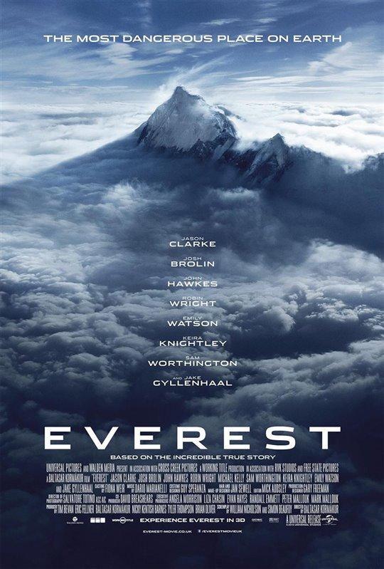 Everest Poster Large