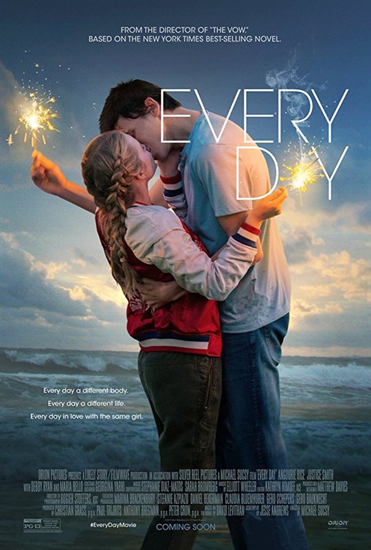 Every Day Poster Large