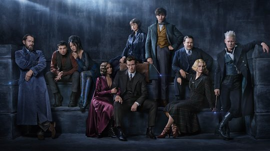 Fantastic Beasts: The Crimes of Grindelwald Poster Large