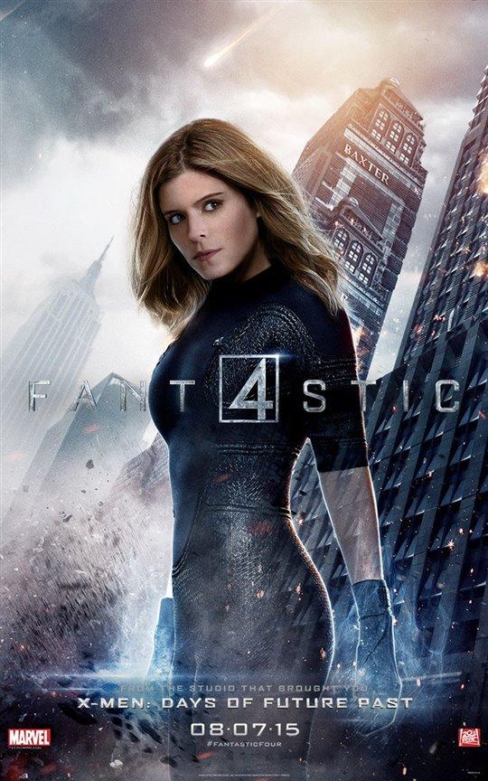 Fantastic Four Poster Large