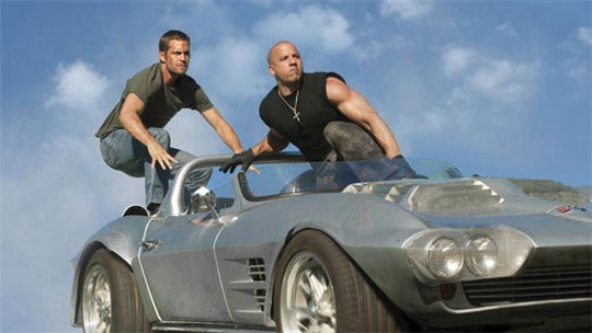Fast Five Poster Large