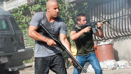 Fast Five Photo 3 - Large