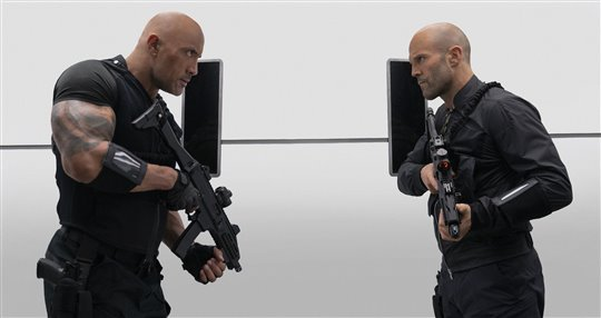 Fast & Furious Presents: Hobbs & Shaw Poster Large