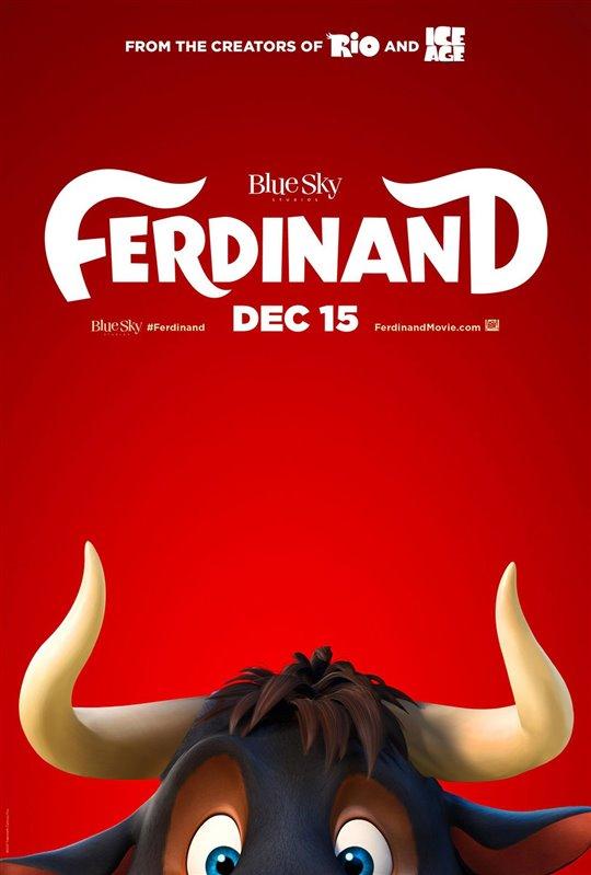 Ferdinand Poster Large