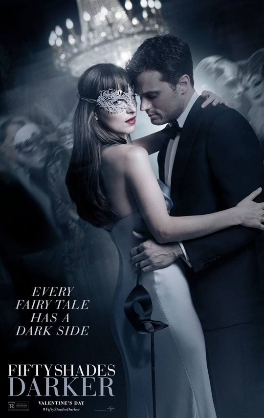 Fifty Shades Darker Poster Large