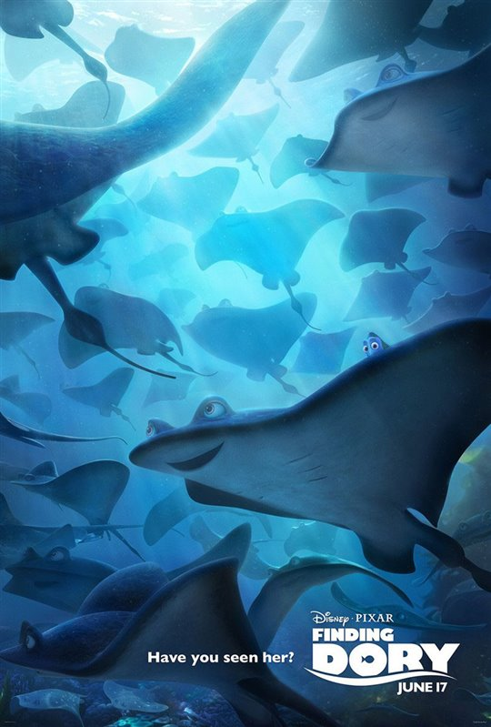 Finding Dory Poster Large