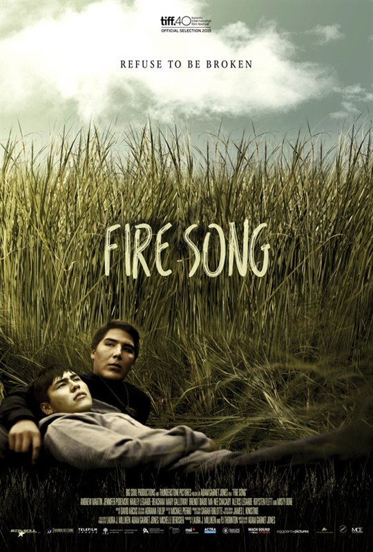 Fire Song Poster Large
