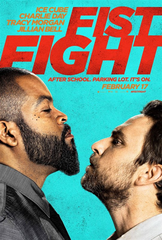 Fist Fight Poster Large