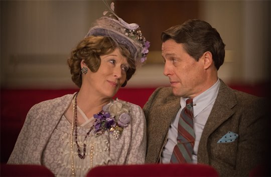 Florence Foster Jenkins Poster Large
