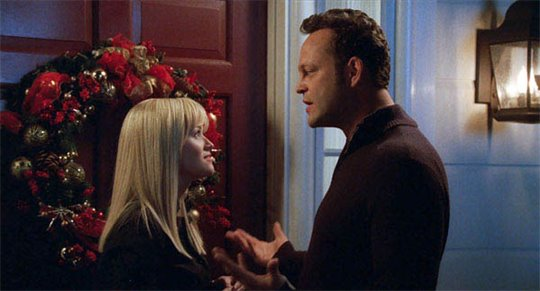 Four Christmases Poster Large