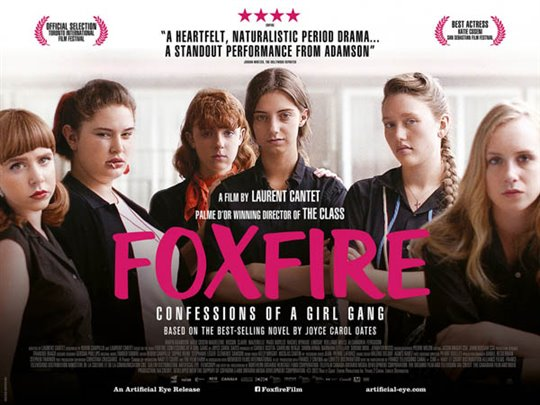 Foxfire: Confessions of a Girl Gang Poster Large