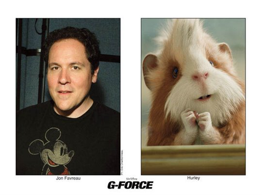 G-Force Poster Large