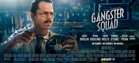Gangster Squad Poster Large
