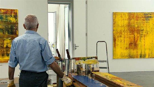 Gerhard Richter Painting Photo 1 - Large