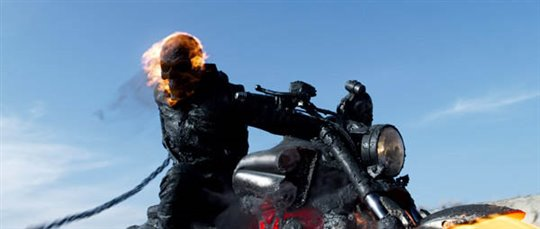 Ghost Rider: Spirit of Vengeance Poster Large