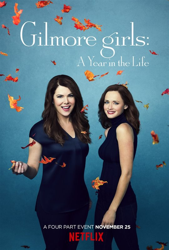 Gilmore Girls: A Year in the Life (Netflix) Poster Large