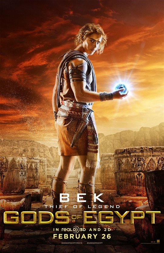 Gods of Egypt Poster Large
