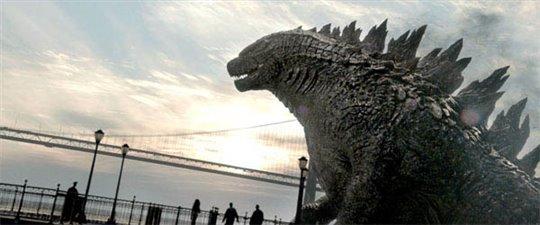 Godzilla Poster Large