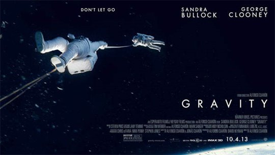 Gravity Poster Large