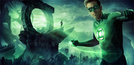 Green Lantern Photo 1 - Large