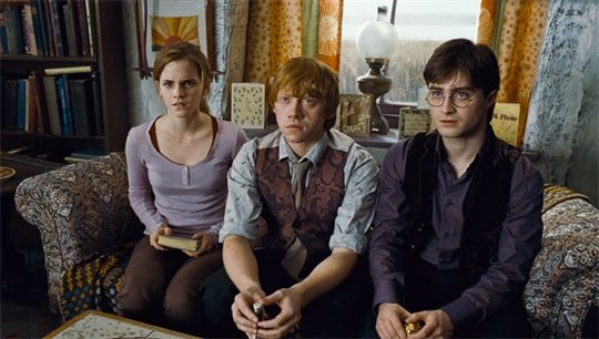Harry Potter and the Deathly Hallows: Part 1 Photo 4 - Large