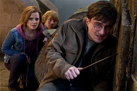 Harry Potter and the Deathly Hallows: Part 2 Poster Large