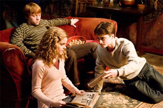 Harry Potter and the Half-Blood Prince Photo 1 - Large