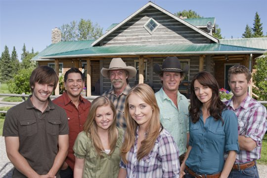 Heartland: The Complete  Fifth Season Poster Large