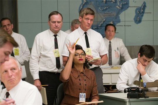 Hidden Figures Poster Large
