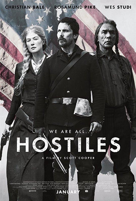 Hostiles Poster Large