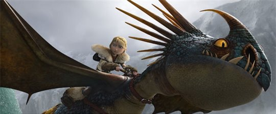 How to Train Your Dragon 2 Poster Large