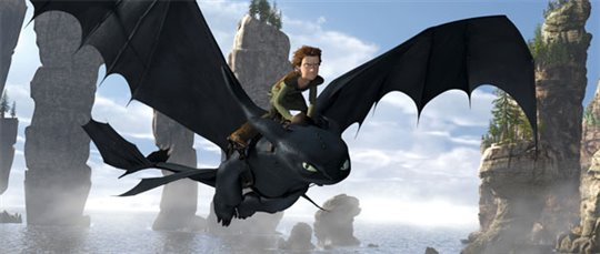 How to Train Your Dragon Poster Large