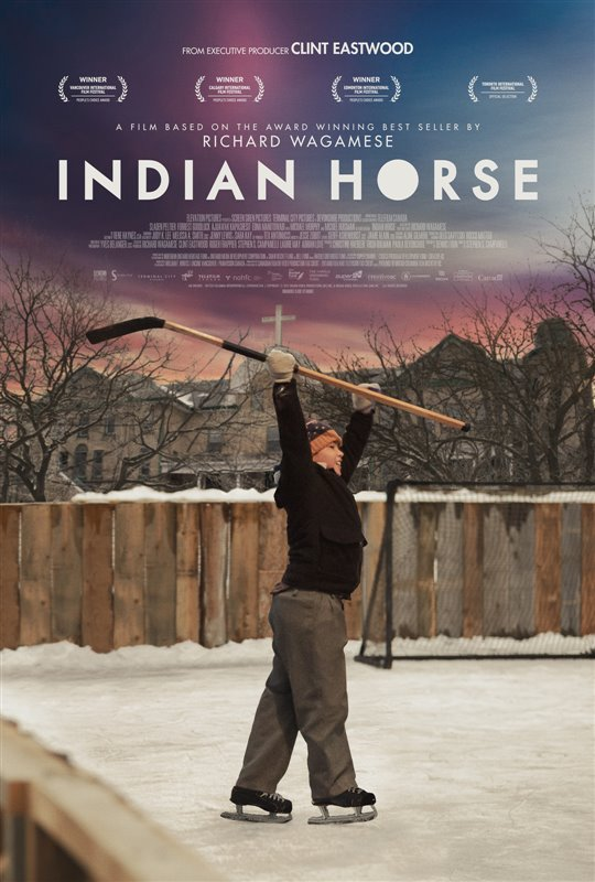 Indian Horse Poster Large