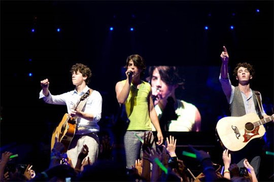 Jonas Brothers: The 3D Concert Experience Photo 5 - Large