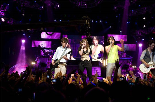 Jonas Brothers: The 3D Concert Experience Photo 7 - Large