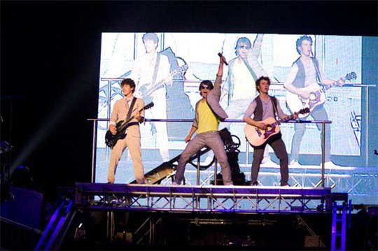 Jonas Brothers: The 3D Concert Experience Photo 11 - Large
