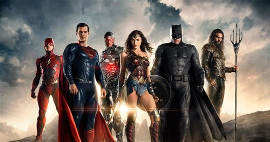 Justice League Poster Large