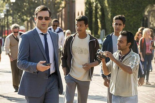 Million Dollar Arm Poster Large