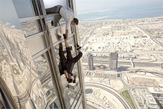 Mission: Impossible - Ghost Protocol Poster Large