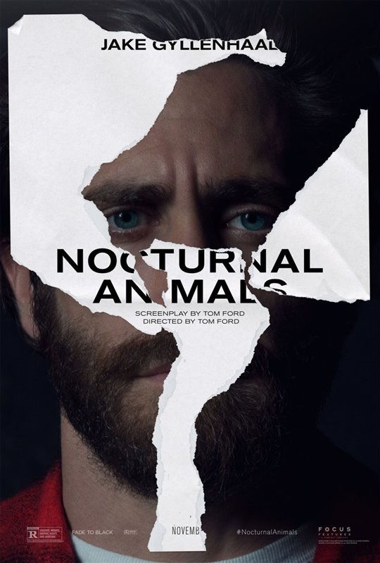 Nocturnal Animals Poster Large