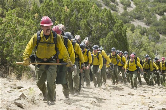 Only the Brave Poster Large