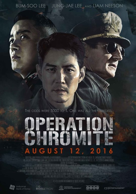 Operation Chromite Poster Large