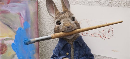 Peter Rabbit Poster Large