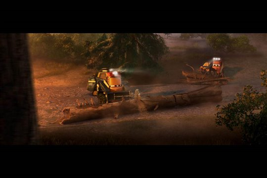 Planes: Fire & Rescue Poster Large