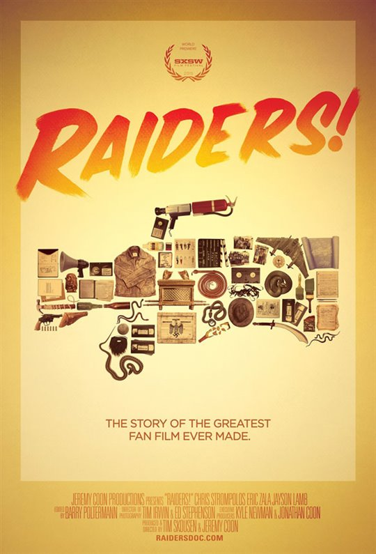 Raiders! The Story of the Greatest Fan Film Ever Made Photo 1 - Large