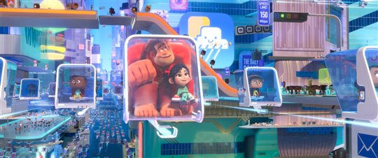 Ralph Breaks the Internet Poster Large